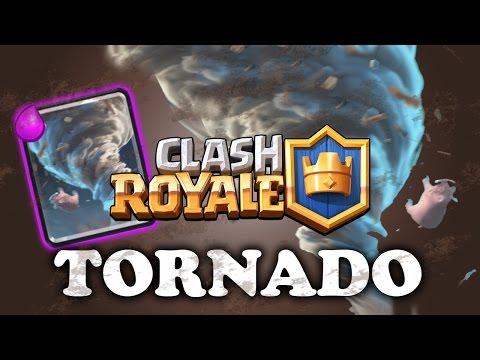 Clash Royale | Tornado | Intro to Using