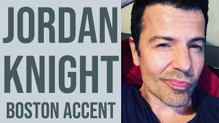 Jordan Knight Boston Accent | NKOTB