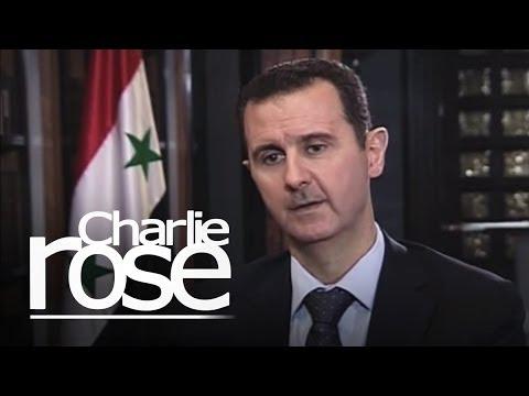 Bashar al-Assad | Charlie Rose