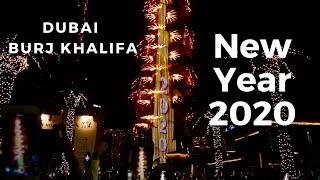Dubai Burj Khalifa New Year Fireworks 2020 New Year& 39 s Eve Fireworks Dubai New Year& 39 s 2020