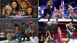 Top 10 WWE Womens Fatal 4 Way Matches
