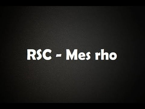 RSC - MES RHO [1]