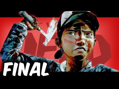 A BLOODY ENDING! - The Walking Dead Season Two - Episode 3 - Part 4 Final Ending