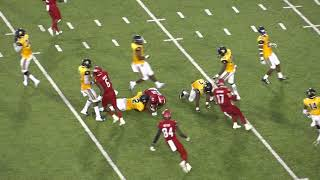 Jacksonville State Football 2018 - vs. North Carolina A&T