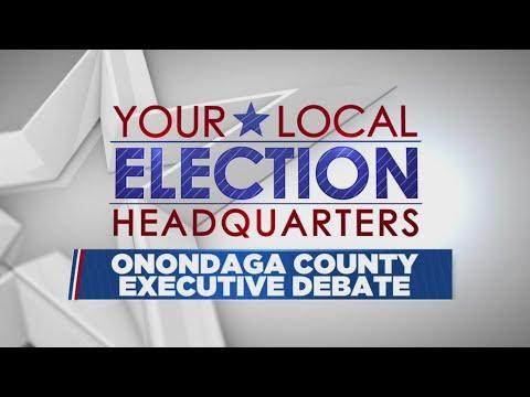 Onondaga County Executive Debate