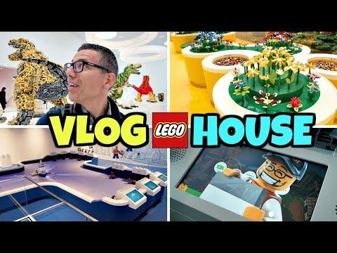 VLOG: VADO alla LEGO HOUSE in Danimarca