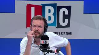 Graham Hughes from #3Blokes Schools James O'Brien On The Brexit Dilemma Nobody's Talking About