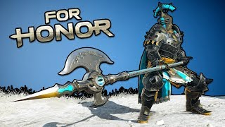 FOR HONOR - The Lord of Pokes!