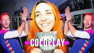 LO DE COLDPLAY | Andrea Compton