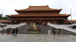 Hacienda Heights, California - Hsi Lai Temple HD (2014)