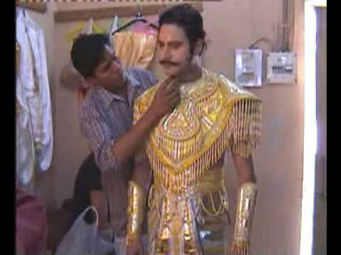 the making of ramayan