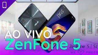Lançamento do ZenFone 5 no Brasil - Vem ver com a gente!