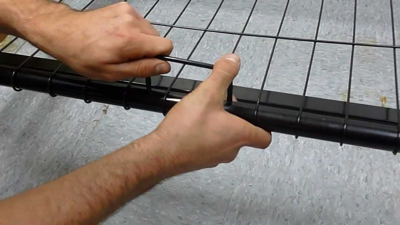 Futon Frame Assembly Video Steps 7 8 YouTube