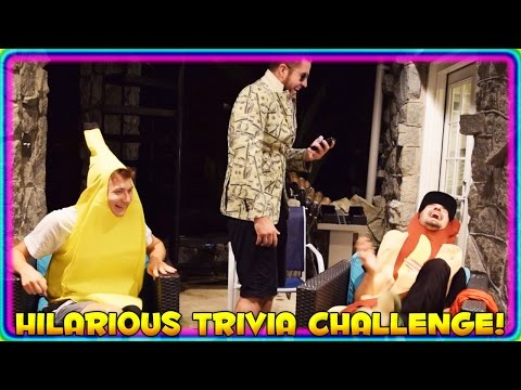 Hilarious Trivia Challenge SKIT