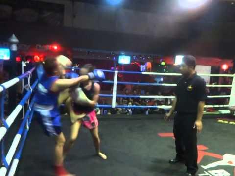 #fight73 - Rd 2 - Sylvie von Duuglas-Ittu...