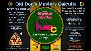 Old Dogs 2020   Rd 5W  Alec v Steve