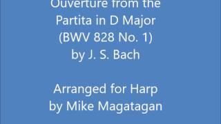 Play Partita For Keyboard No. 3 In A Minor, Bwv 827 (Bc L3)