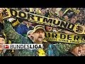You'll Never Walk Alone - Dortmund Fans in Full Voice for Bayern Visit