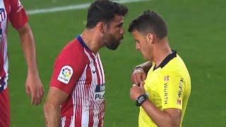 When Diego Costa Loses Control