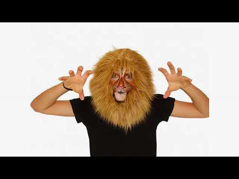 fb5686276 Dog Halloween Costume - Dog And Human Lion Mane Plus Tail Dog Costume  Premium Qu.