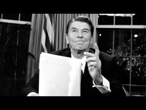 President Reagan Oval Office Address on Events in Lebanon and Grenada