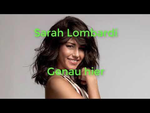 Sarah - Genau hier
