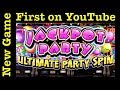 🔅 1st on YouTube 🔅 JACKPOT PARTY ULTIMATE PARTY SPIN Slot Machine Bonuses & Wins SG WMS Pokies