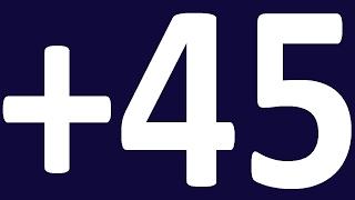 ПОЛНЫЙ УРОК 45 - ПРАКТИКА и УПРАЖНЕНИЯ. ГРАММАТИКА АНГЛИЙСКОГО ЯЗЫКА С НУЛЯ. АНГЛИЙСКИЙ ЯЗЫК. УРОКИ