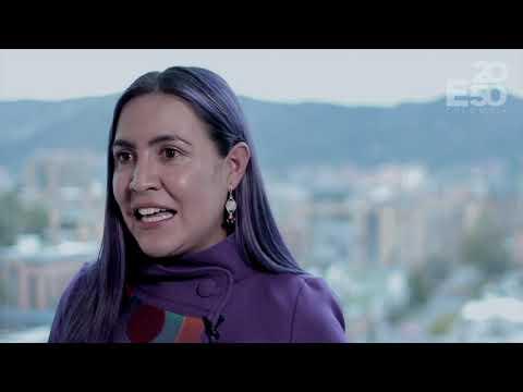 Jessica Pinilla - Experta en Género de la E2050 Colombia en Expertise France
