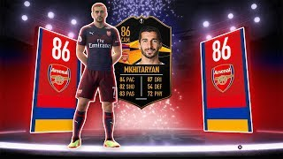 AMAZING PACK REWARDS! MKHITARYAN RTF PLAYER SBC - FIFA 19 Ultimate Team