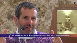 Yvelines | Une messe dédiée aux défunts disparus pendant le confinement
