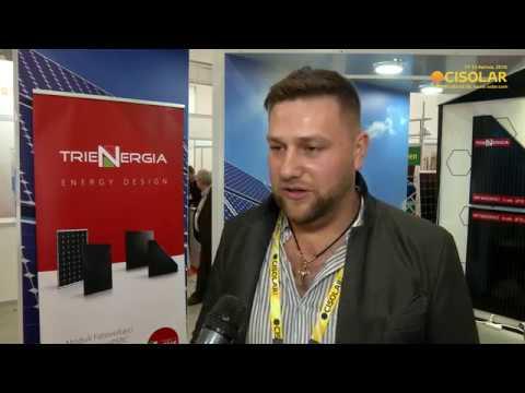 CISOLAR 2018: Dmytro Iglinskiy, Trienergia Group about Ukrainian solar energy market