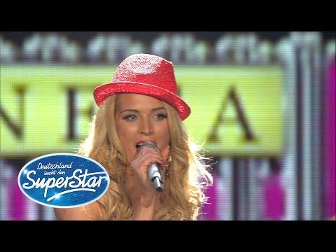 "Christina Aguilera-""Ain't No Other Man"" - Aneta Sablik - DSDS 2014"
