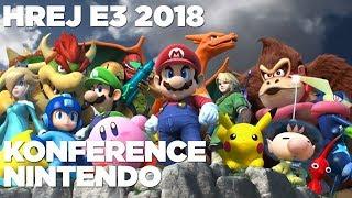 hrej-e3-2018-konference-nintendo
