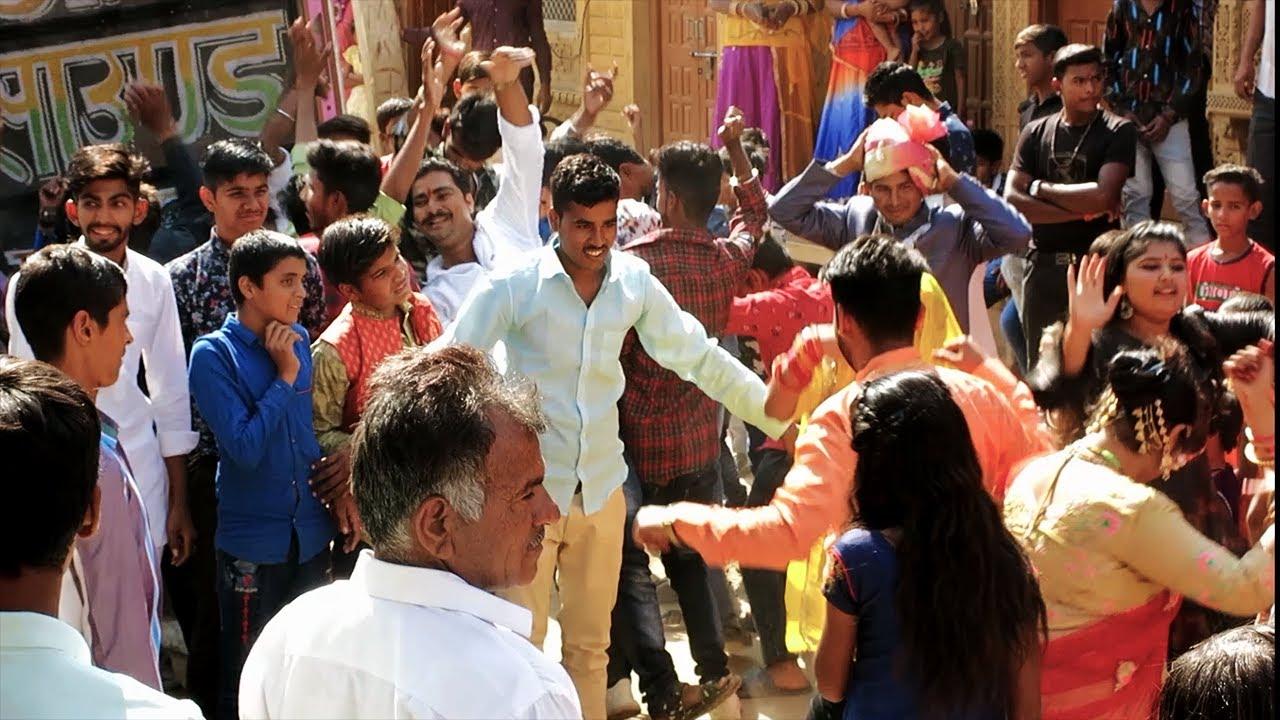 2019印度第16期 | 印度婚礼太热闹了,一言不合就跳起舞来,男女老少都很热情 | 女骑士Jane