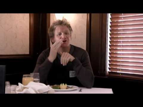 Gordon Ramsay eats at the Seascape - Ramsay's Kitchen Nightmares