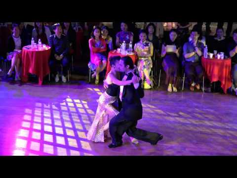 "2019 XVII Taipei Tango Festival - Juan Malizia y Manuela Rossi 4/4 ""Mala junta"""