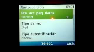 Configurar Internet Nokia C3 Movistar, Movilnet, Digitel Venezuela