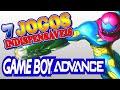 Game Boy Advance - 7 Jogos Indispensáveis