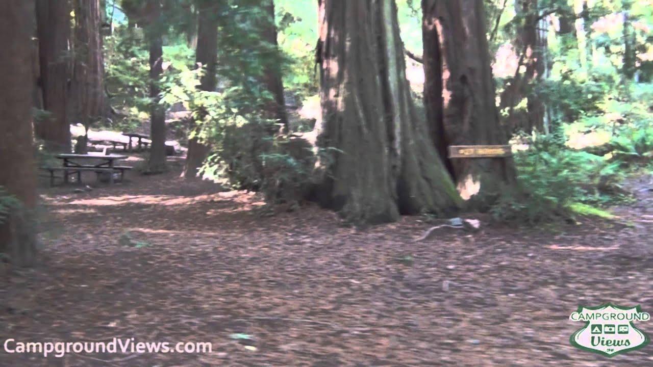 CampgroundViews com - Big Sur Campground and Cabins Big Sur California CA
