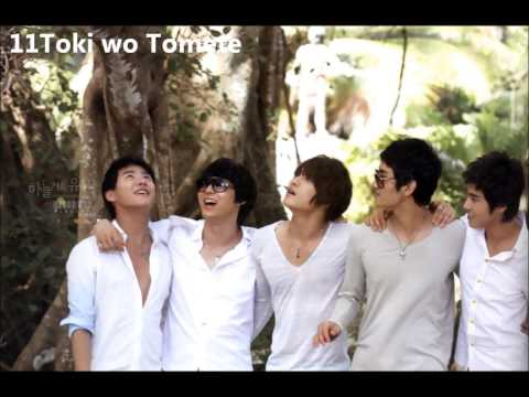 My Top TVXQ Japanese Song Part 2
