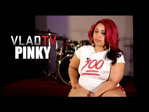 Pinky Details Her Homeland Security Visit After Alleged Scam
