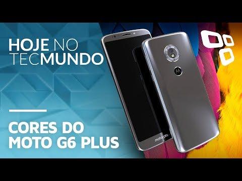 Moto G6 Plus, bloqueio de celulares piratas, vendas de smartphones e mais - Hoje no TecMundo