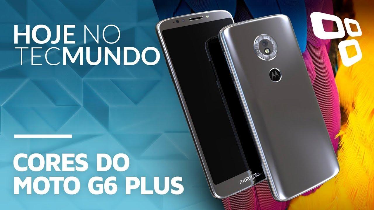 b7a2d00b223c4 Moto G6 Plus, bloqueio de celulares piratas, vendas de smartphones e mais -  Hoje no TecMundo