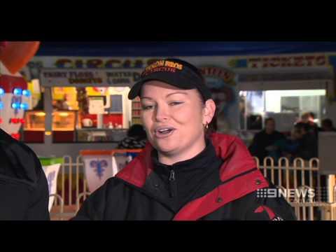 Circus Sideshow | 9 News Adelaide