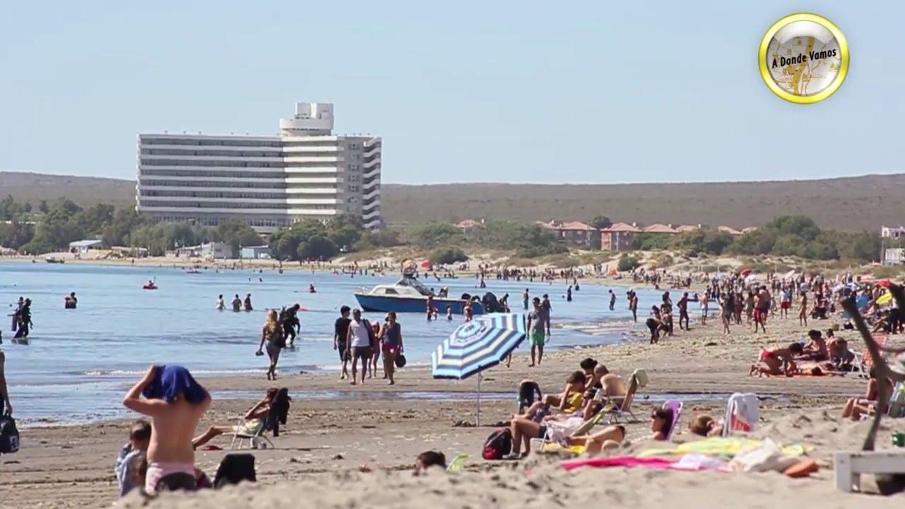 Rayentray Hotel Casino Puerto Madryn Youtube