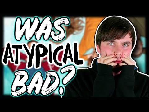 "AUTISTIC PERSON REVIEWS NETFLIXS ""ATYPICAL"" SERIES 1! 