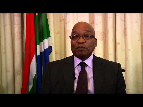 President Jacob Zuma welcomes Long walk to freedom film premiere