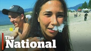 How does pot affect the teenage brain?