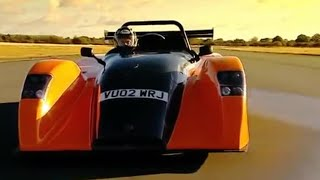 Westfield XTR Power lap | Top Gear